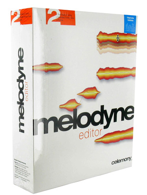 Celemony Melodyne Editor 2 Upgrade Plug