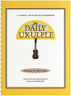 Hal Leonard The Daily Ukulele 365 Songs