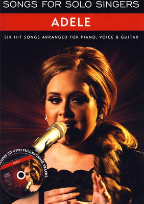 Hal Leonard Songs for Solo Singers Adele