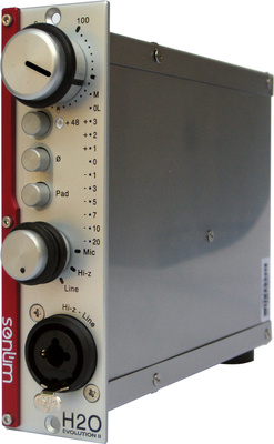 Sonum H2O Evolution II Preamp