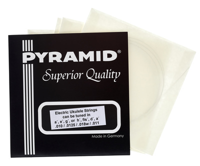 Pyramid E-Ukulele String Set