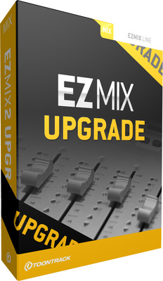 Toontrack EZmix 2 Upgrade