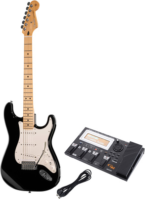 Fender GC-1 GK Ready Strat MN Bundle