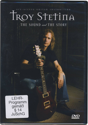 Hal Leonard Troy Stetina The Sound And
