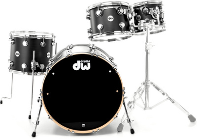 DW Satin Oil Set Ebony -VLX BD