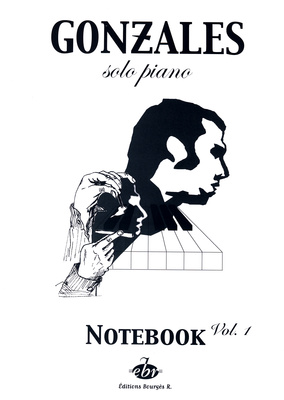 Editions Bourges R. Gonzales Notebook Vol.1
