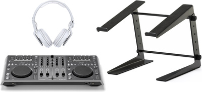 Pioneer DDJ-T1 + HDJ-500W Bundle