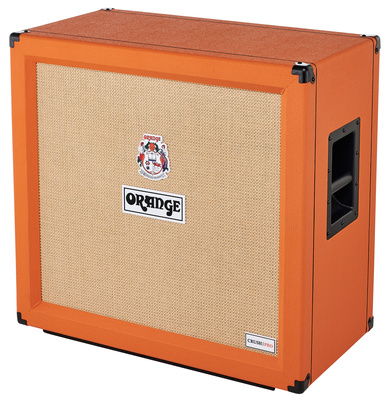 Orange PPC412 Compact Closed Back