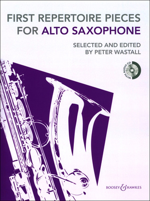 Boosey & Hawkes First Repertoire Pieces A-Sax