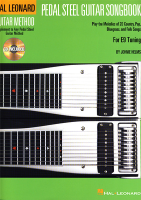 Hal Leonard Guitar Method Pedal Steel