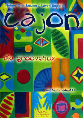 CodaMusic Cajon Die Groovebox