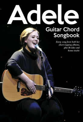 Wise Publications Guitar Chord Songbook Adele