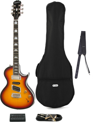 Epiphone Nighthawk Custom Reissu Bundle