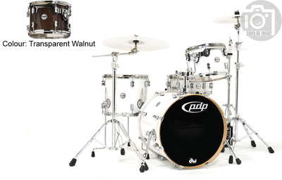 DW PDP CM4 Studio Walnut