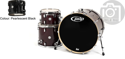 DW PDP CM3 Big Rock Black