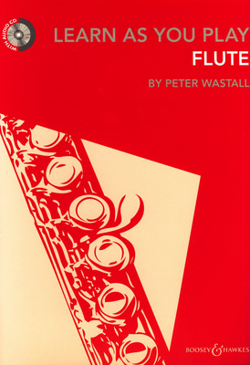 Boosey & Hawkes Learn As You Play Flute