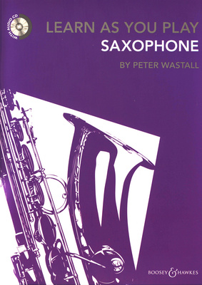 Boosey & Hawkes Learn As You Play Saxophone