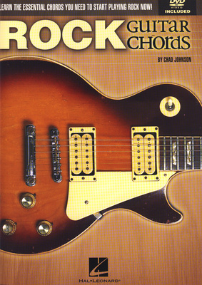 Hal Leonard Chad Johnson Rock Guitar Chord