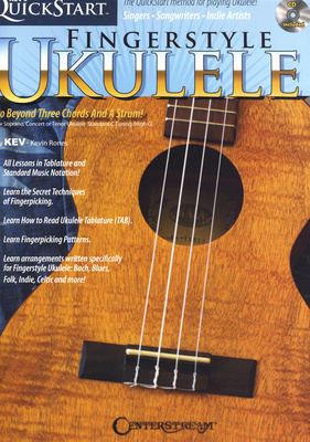 Centerstream QuickStart|Fingerstyle Ukulele