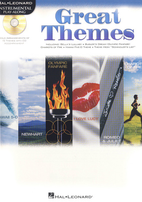Hal Leonard Trump.Play-Along| Great Theme