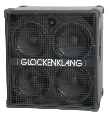 Glockenklang Quattro 8 Ohms
