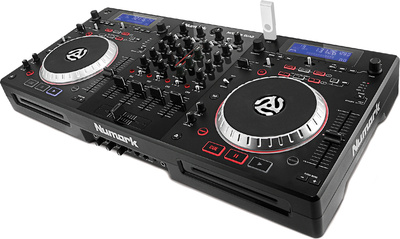 Numark Mixdeck Quad