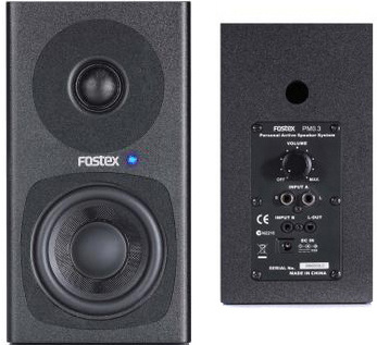 Fostex PM0.3 black