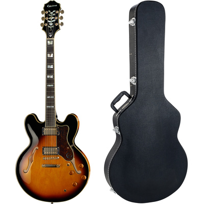 Epiphone Sheraton II VS Bundle