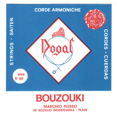Dogal Greek Bouzouki R69