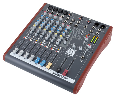 Allen & Heath ZED60-10FX