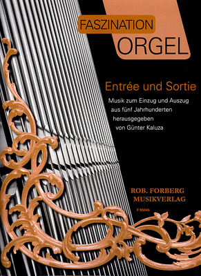 Robert Forberg Musikverlag Faszination Orgel