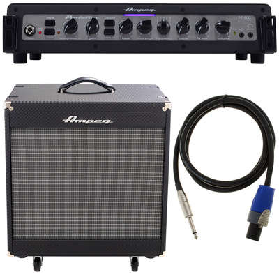 Ampeg Pf-500 Portaflex Bundle