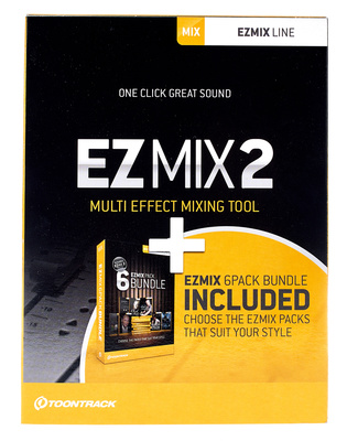 Toontrack EZmix