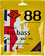 Rotosound Flatwound Strings for Bass