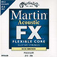 Martin Guitars FX650  80/20 Bronce Medium