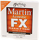 Martin Guitars FX745 PhosphorBronce Light/Med