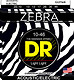 DR Strings Zebra ZE-10