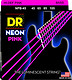 DR Strings HiDef Neon Pink NPB-45