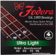 Fodera Nickel Ultralight 4-String Set