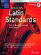 Schott Latin Standards A-Sax